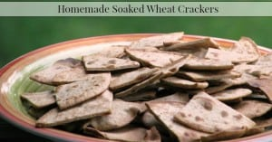 Soaked Crackers