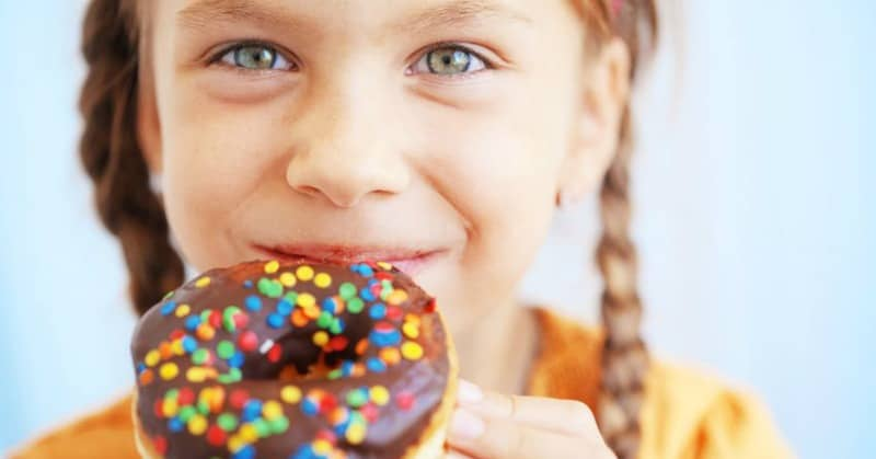 Is It Okay to Let Kids Eat Junk Food