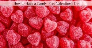 A Valentine's Day Without Candy