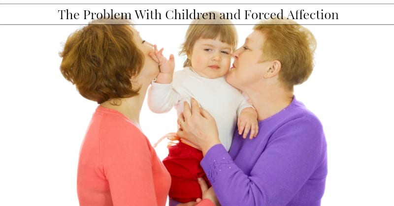 Children and Force Affection
