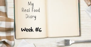 Real Food Diary Snapshot: What I Ate Yesterday #6