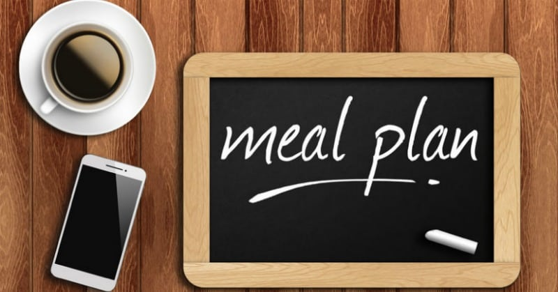 How to Make a Monthly Meal Plan