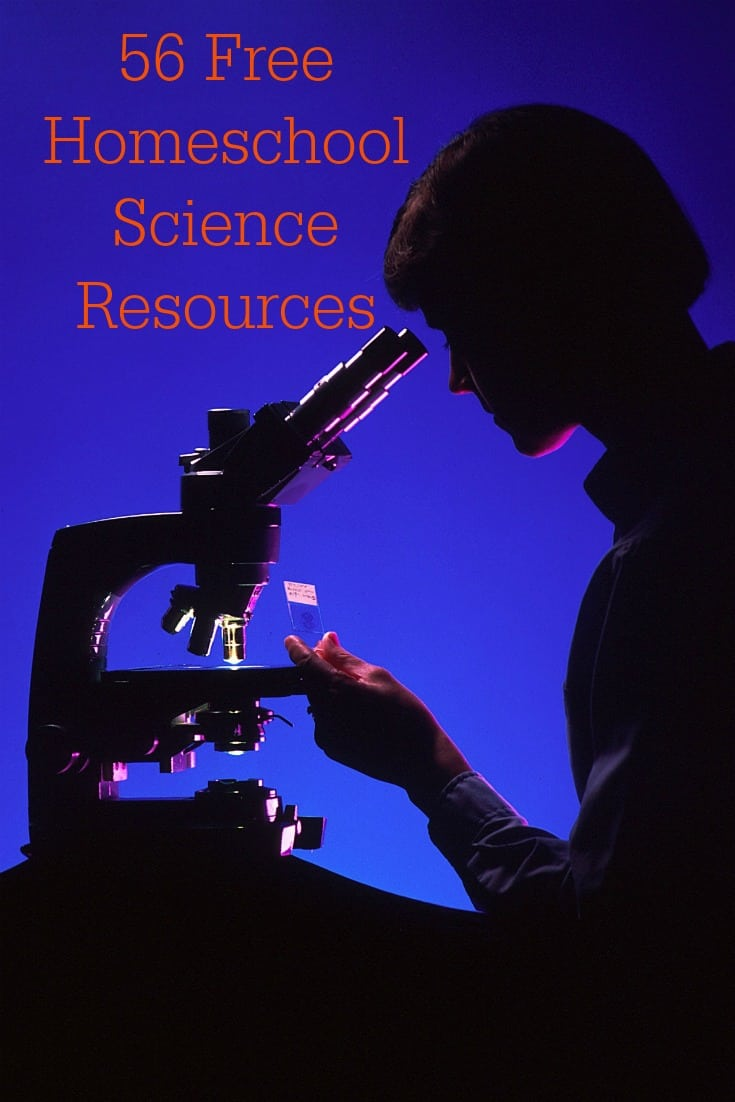Free Science Websites for Homeschoolers
