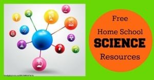 Free Homeschooling Science Resources