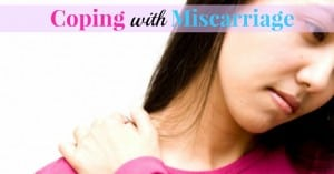 Coping With Miscarriage
