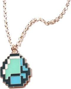 Minecraft Diamond Pendant