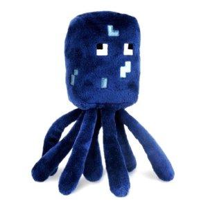 Minecraft Plush Squid