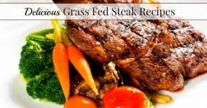 Grass Fed Steak Recipes