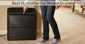 Holmes Humidifier Console for Winter Dryness