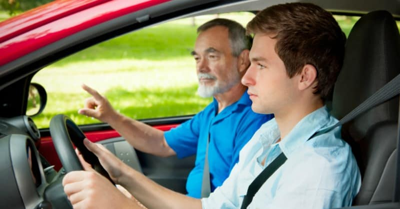 How to Teach Teens to Drive Safely