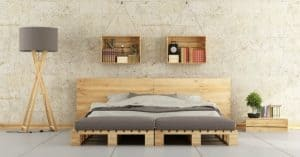 4 Creative & Natural Bedroom Storage Ideas Using Recycled Products
