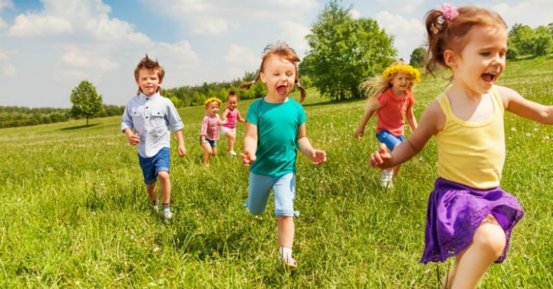 Safety Tips for Outdoor Play