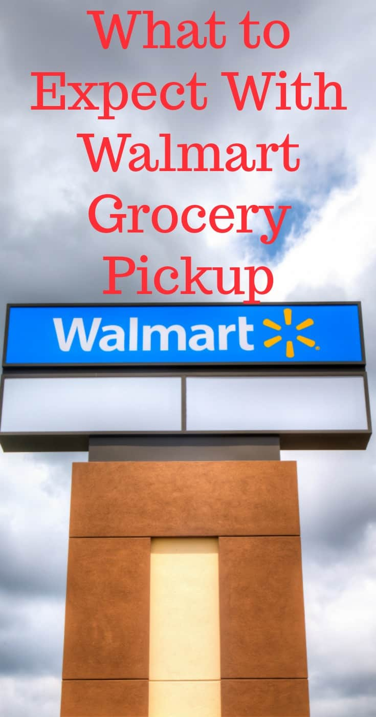 My Walmart Grocery Pickup Review