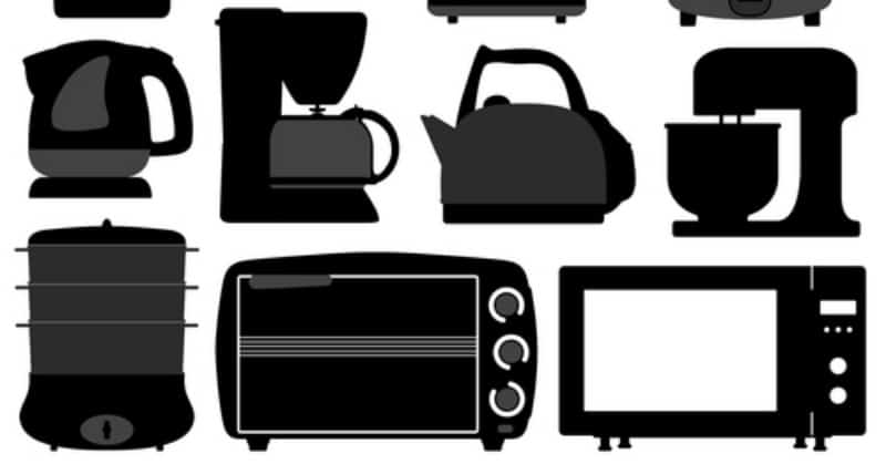 Five Must Have Small Kitchen Appliances