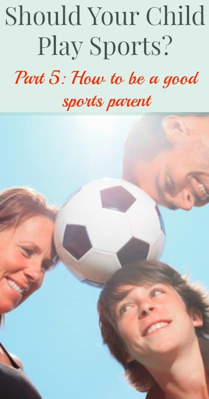 Should My Child Play Soccer