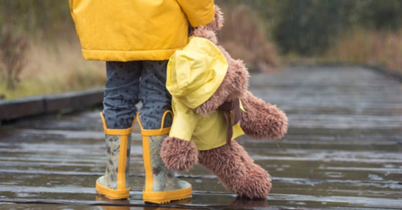 Indoor Rainy Day Play Ideas for Kids