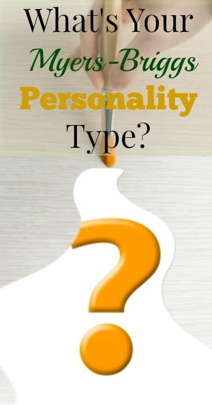 myers briggs personality test pin