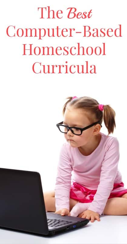 Where to Find Computer Based Homeschool Curriculum