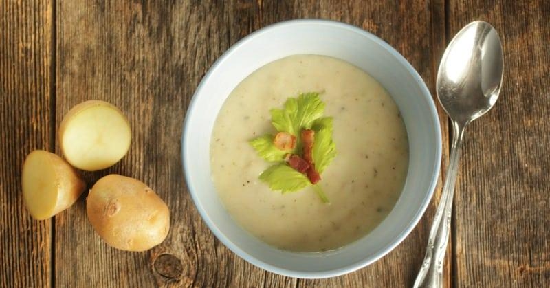 Easy Potato Soup Recipe