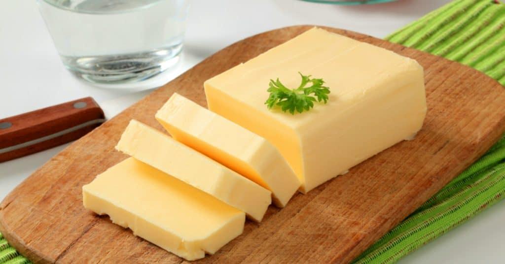 Make Butter in Food Processor