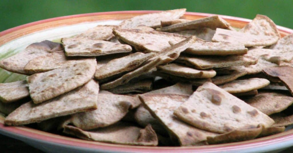 Easy Homemade Cracker Recipe