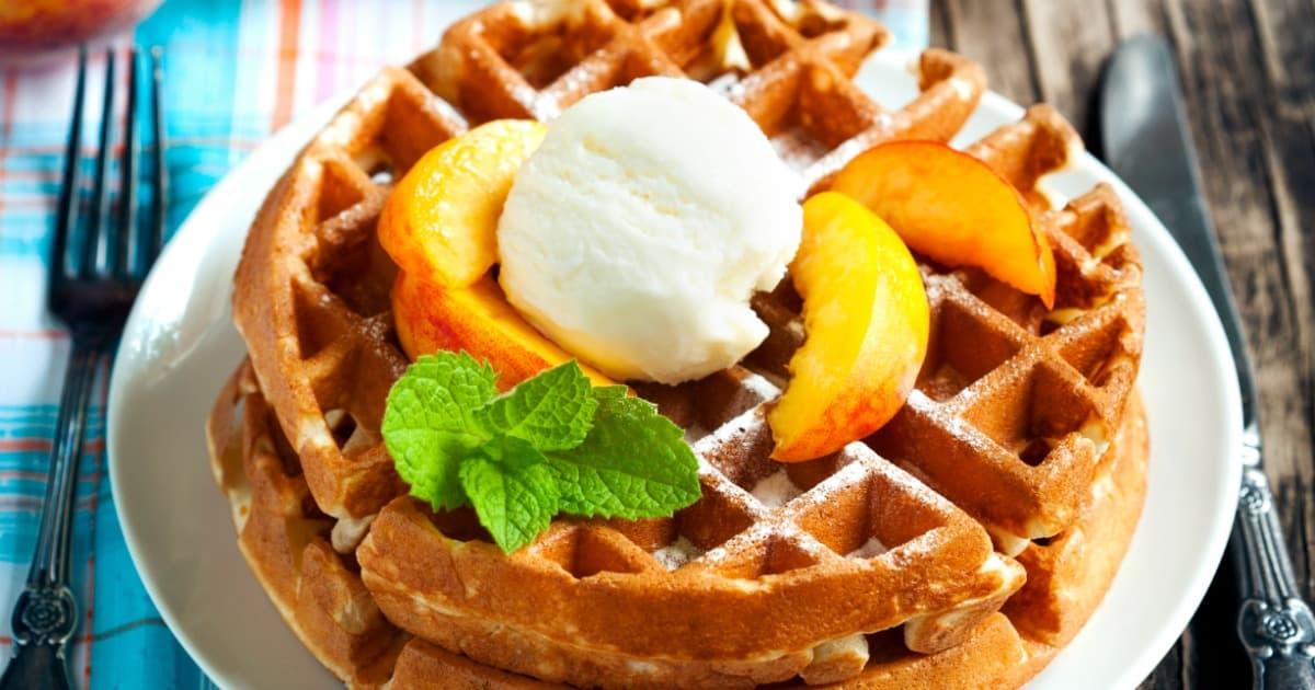 Nourishing Traditions Soaked Waffle Recipe