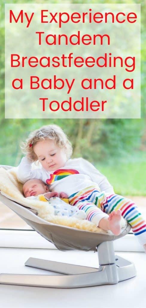 Tandem Breastfeeding During Pregnancy