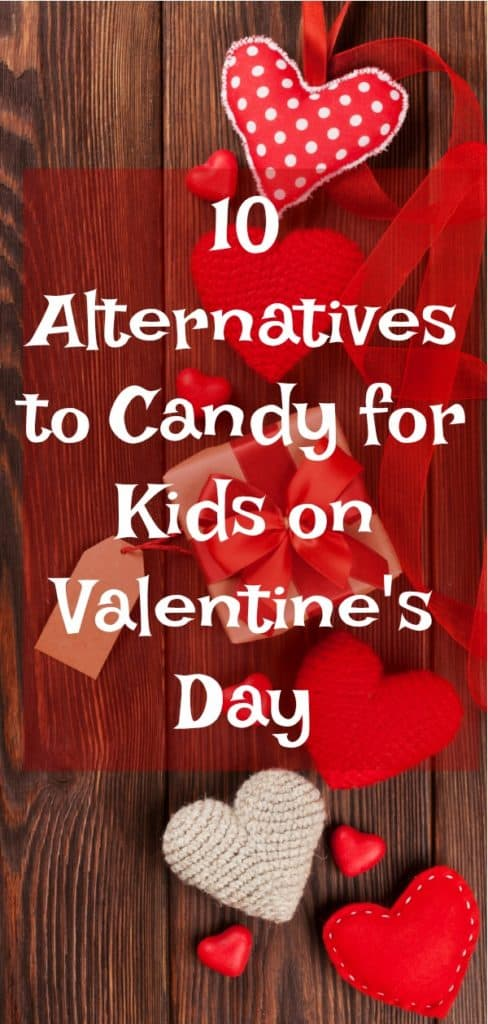 10 Alternatives to Candy on Valentines Day