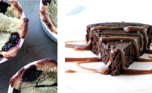 The Best Grain Free Dessert Cookbook