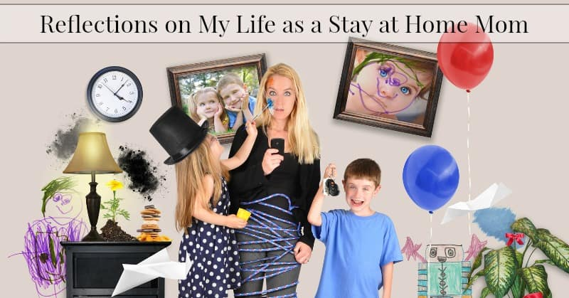 Life as a Stay at Home Mom