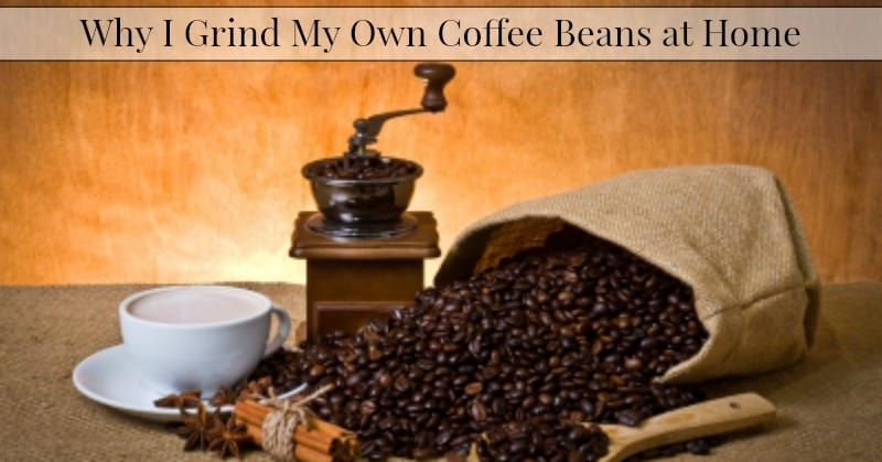 Why Should I Grind My Own Coffee Beans
