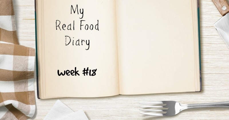 Real Food Diary