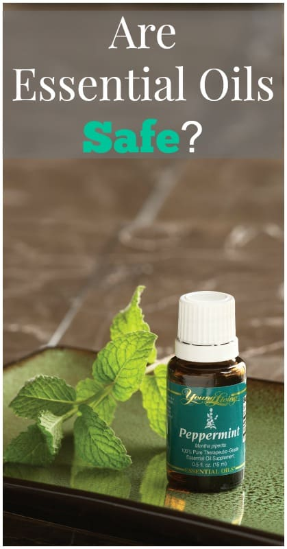 are essential oils safe pin