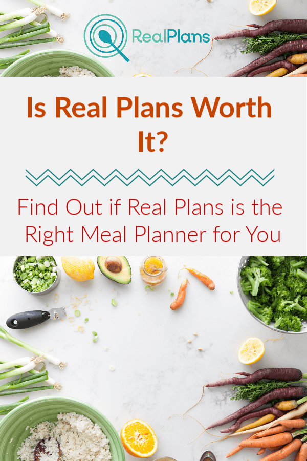 Is Real Plans Worth the Price A Real Plans Meal Planner Review