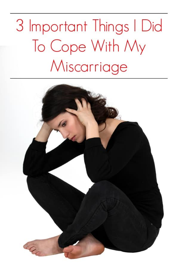 How To Cope With Miscarriage Grief