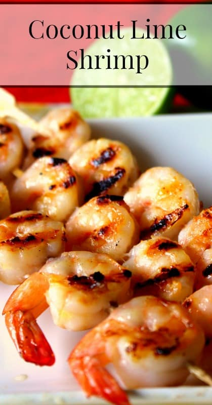 Delicious Coconut Lime Shrimp Recipe