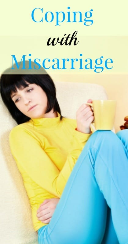 coping with miscarriage pin