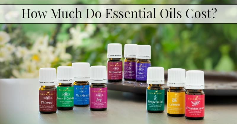 How Much Do Essential Oils Cost?