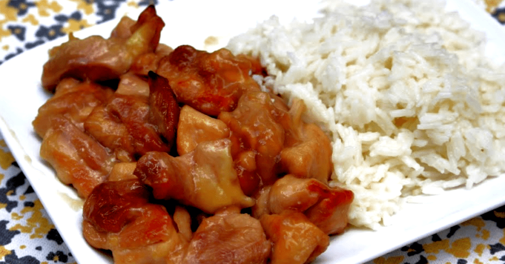Honey Chicken Recipe