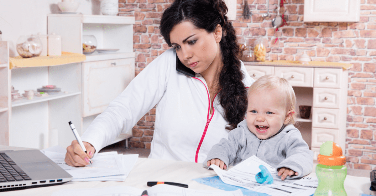 How to Stop Feeling Guilty As a Working Mom