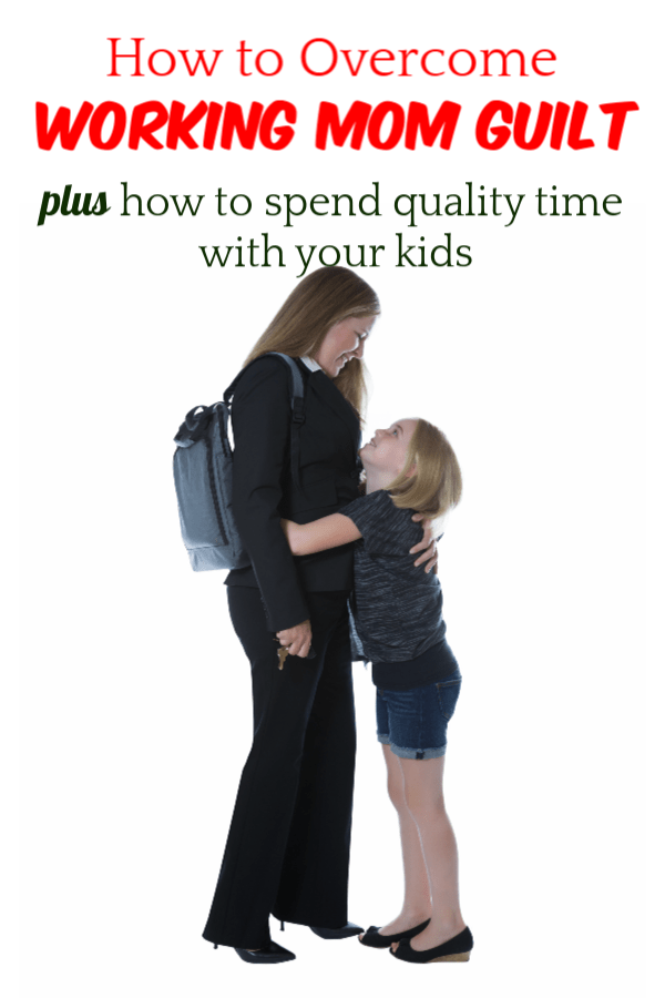How to Spend More Time With Your Kids As a Working Mom
