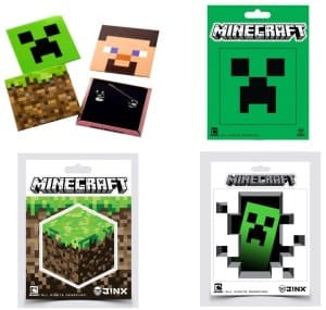 Minecraft Stickers