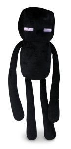 Minecraft Plush Enderman