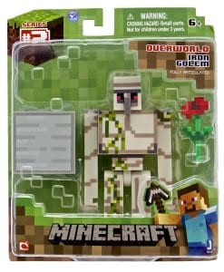 Minecraft Iron Golem Action Figure