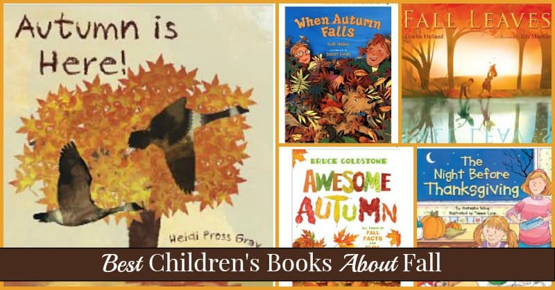 Best Children's Books About Fall