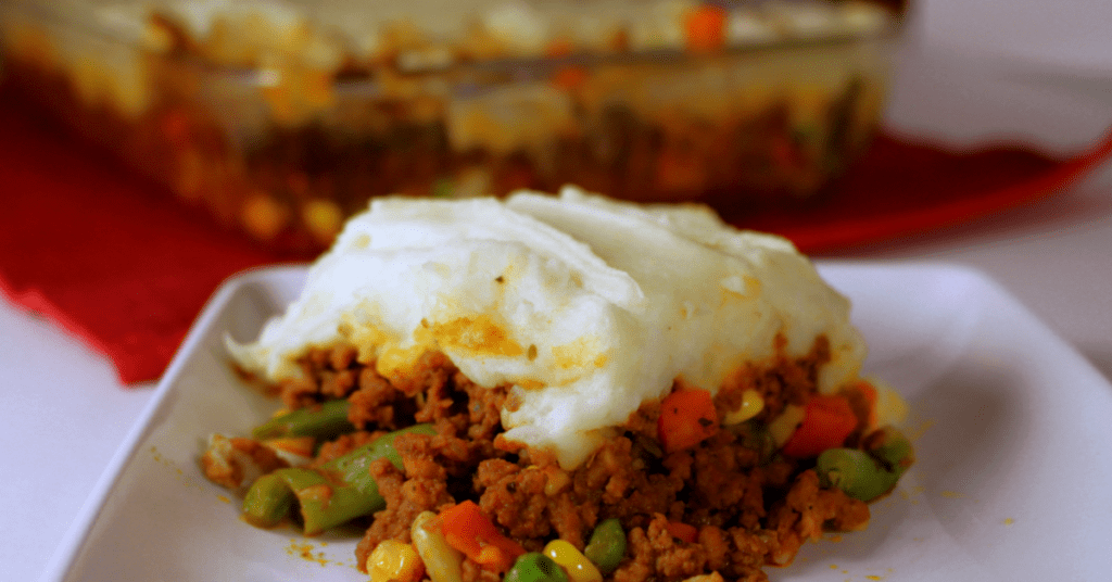 Easy Homemade Shepherds Pie Kid Friendly Recipe