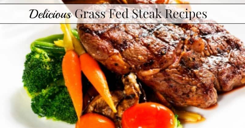 Grass Fed Steak Recipes