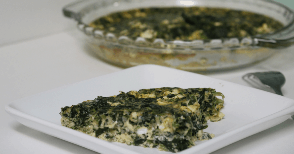 Easy Frittata Recipes with Feta and Spinach