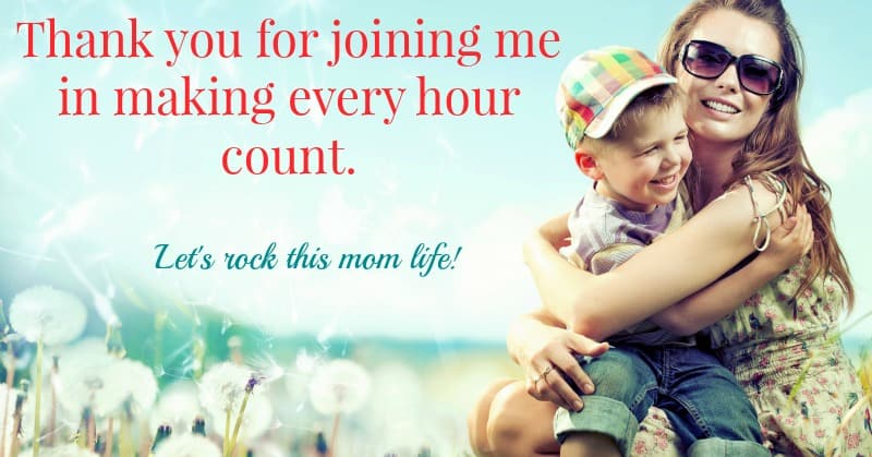 Our Small Hours Tips for Moms