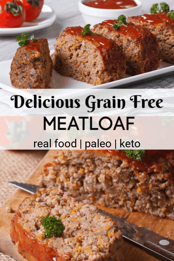 Easy Keto Meatloaf Recipe